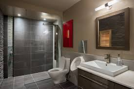man cave bathroom.  Bathroom Man Cave Bathroom Bathroom Contemporary With Shower Tile Handshower To