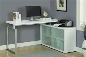 bedroom small glass computer desk small desk with hutch small with glass top desk target