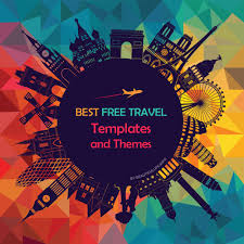 Travel Templates 15 Best Free Travel Templates And Themes