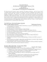 Resume Templates For Safety Officer – Betogether