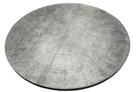 images zinc table top: hammered zinc top table w old wood base