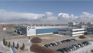 Завод P&G Gillette в Санкт-Петербурге