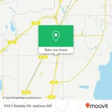 595 e beasley rd in jackson by bus moovit