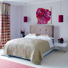 Silver And Pink Bedroom Teen Room Color Decor Showing Blue Painted Wall White Teenage