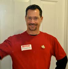 picture of easy star trek red shirt costume