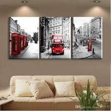 modern wall painting london landscape home decorative art picture paint on canvas print hot sell no  on modern framed wall pictures with best modern wall painting london landscape home decorative art