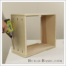 the build basic custom closet system built in closet drawers step 9