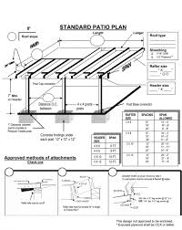 Patio cover plans Enclosed Amazing Patio Cover Plans 1000 Images About Patio Covers On Intended For Captivating Patio Cover Plans Afundesigncom Patio Captivating Patio Cover Plans For Your Residence Decor