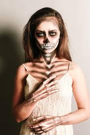 skeleton makeup soft skeleton pretty skeleton makeup day of the dead makeup