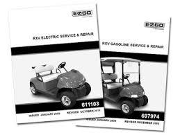 e z go® golf cart repair manuals shop ezgo com Wiring Diagram For Ezgo Rxv e z go rxv repair manuals wiring diagram for ezgo rxv electric