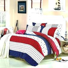 blue striped bedding red white and blue bedding red and blue bedding red blue and white