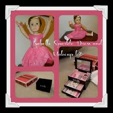 isabelle makeup kit and sparkle dress from american are they worth it you