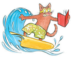 Image result for summer reading cartoon