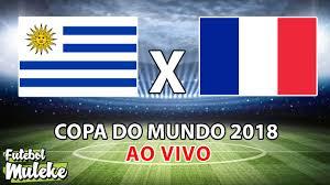 Resultado de imagem para Uruguai x França copa do mundo 2018