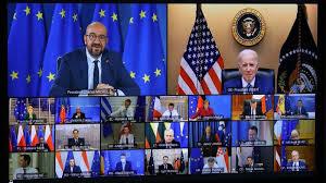 EU says after Biden meeting: Let's safeguard global security together – EURACTIV.com