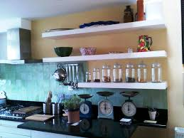 Stainless Shelves Kitchen Fabulous Stainless Steel Wall Shelves For Kitchen Including