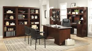 office desk with shelf. Interesting Desk Heritage Hill  Classic Cherry  Throughout Office Desk With Shelf