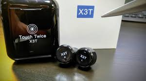 X3T True <b>Wireless</b> Earbuds Unboxing Full <b>Touch Control Wireless</b> ...