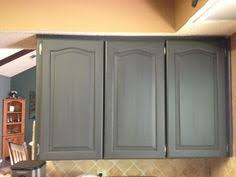 Small Picture Using Chalk Paint for Oak Kitchen Cabinets test door Oak