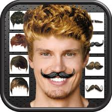 Hairstyle Simulator App hair changer and mustache android apps on google play 4904 by stevesalt.us