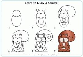 Small Picture Learn to Draw Animals