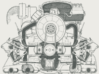 cutaway diagram of engine pelican parts technical bbs