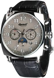 german watches the coolest watches from watches com ingersoll sun moon silver automatic limited edition