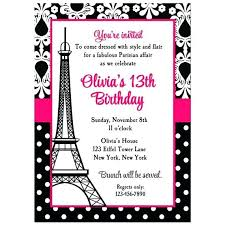 free 13th birthday invitations party invitations latest themed which can be used as unique free