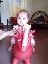 Update Pictube bé Thái Hà 08 tháng tuổi