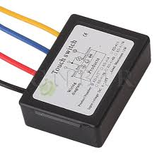 Touch Switch For Lamp Aliexpresscom Buy Cnbtr Xd 613 On Off Touch Switch 6 12v Dc For