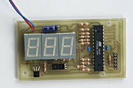 tuxgraphics org mini 3 digit display an inexpensive digital mini 3 digit display an inexpensive digital voltmeter module