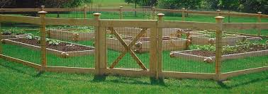 Small Picture Vegetable Garden Fence Ideas Home Design Ideas