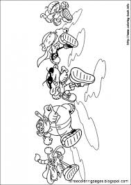 Codename Kids Next Door Coloring Pages Free Coloring Pages