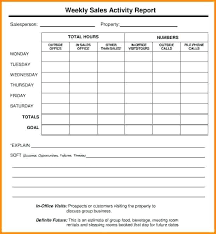 sales report example excel daily sales report format for executive template excel weekly call