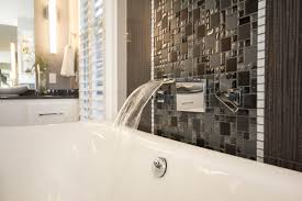Brilliant Modern Luxury Master Bathroom R Intended Beautiful Ideas