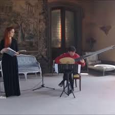 Cantabo Domino - Alessandro Grandi by Lila Hajosi