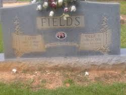 Vallie Myrtle Phillips Fields (1902-1994) - Find A Grave Memorial