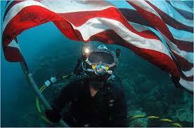 U.S. Navy Diving