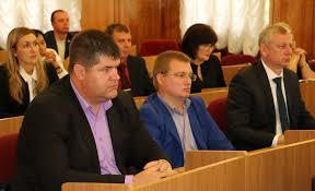 Контрольно счетная палата Брянской области приняла участие в  comit but 12 10 2017 12 октября 2017 года председатель Контрольно счетной палаты