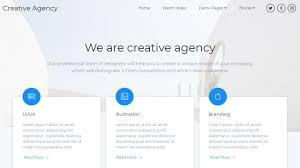 Page Design Templates 30 Best Mindblowing Free Website Design Templates List Try