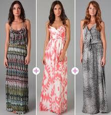 Summer Dress Patterns Cool Summer Dresses Long Pattern Meg Biram