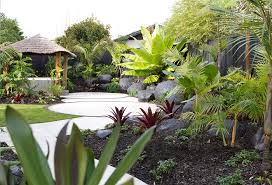 Small Picture Modren Garden Ideas Nz A On Design Decorating