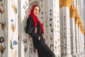 Fashion Design Courses In Abu Dhabi Fashion Woman In Grand Mosque In Abu Dhabi