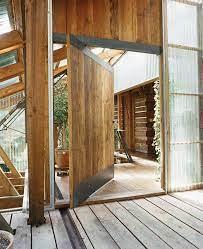 Entrada da casa com linda porta pivotante. 50 Portas Pivotantes Modelos E Fotos Lindas