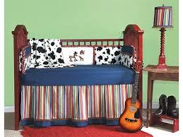 modern western nursery bedding baby cowboy crib sets
