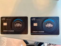 Citi Prestige New Card Design Citi Rewards 10 Rebate Works With Other Thankyou Cards