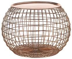 wire coffee table. Furniture - Coffee Tables Ball Wire Table Removable Tray Ø 50 X N