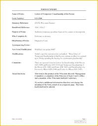 Child Custody Letter Sample Custody Template