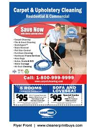 carpet cleaning flyer carpet cleaning flyers free templates cleaning flyer 85 x 55 c0006