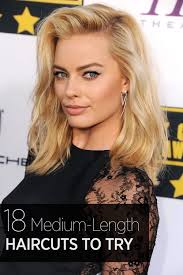 Mid Hairstyle 33 best medium hairstyles celebrities with shoulder length haircuts 3290 by stevesalt.us